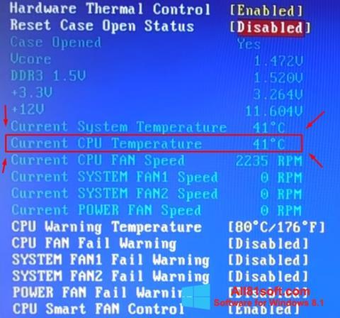 Скріншот Boostek-9x для Windows 8.1