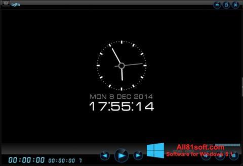 Скріншот Daum PotPlayer для Windows 8.1