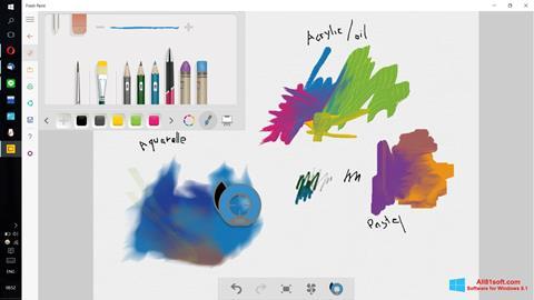 Скріншот Fresh Paint для Windows 8.1