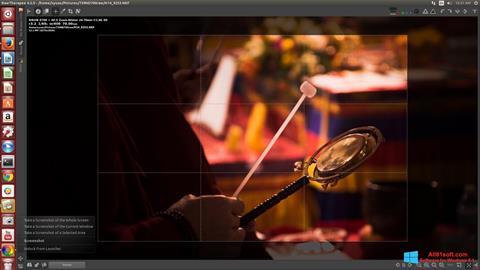 Скріншот RawTherapee для Windows 8.1